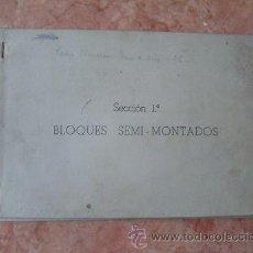 Radios antiguas: CATALOGO ESTABLECIMIENTOS GARIBAY DE SAN SEBASTIAN,APARATOS DE RADIO,MUEBLES,REPUESTOS,ETC,AÑO 1949. Lote 30030672