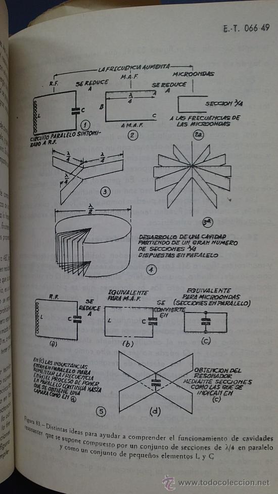 Radios antiguas: &-.radio enciclopedia nº 9 .- antenas receptoras y de transmision.- ed. bruguera.- año 1944 - - Foto 2 - 31637570