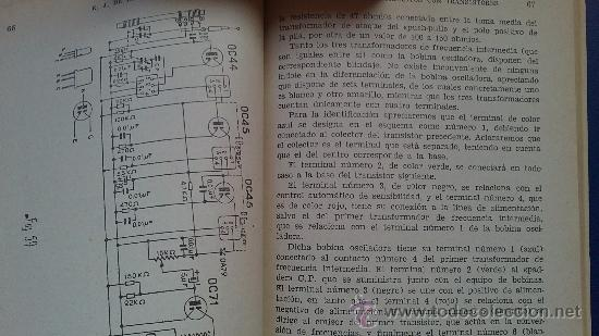 Radios antiguas: &-.radio enciclopedia nº 9 .- antenas receptoras y de transmision.- ed. bruguera.- año 1944 - - Foto 6 - 31637570