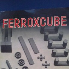 Radios antiguas: FERROXCUBE MINUVATT-AÑO;65. Lote 36811021