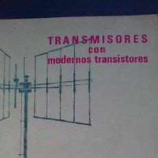 Radios antiguas: REVISTA MINUVATT TRANSMISORES CON MODERNOS TRANSISTORES-AÑO;61. Lote 36811206