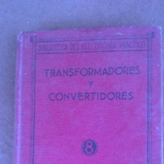 Radios antiguas: &-MEDICIONES ELECTRICAS DE TALLER-BIBLIOTECA DEL ELECTRICISTA PRACTICO(ESPASA-CALPE). Lote 32202295