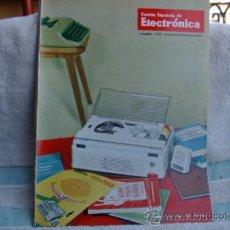 Radios antiguas: REVISTA ESPAÑOLA DE ELECTRONICA-N-112 -MARZO DE 1964. Lote 32589707