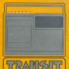 Radios antiguas: FOLLETO MANUEL INSTRUCCIONES RADIO TRANSISTOR CASSETE VANGUARD. Lote 36857009