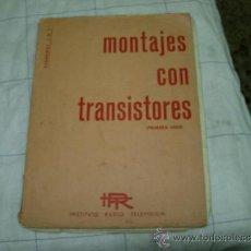 Radios antiguas: MONTAJES CON TRANSISTORES. Lote 36907184