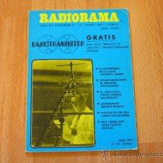 Radios antiguas: RADIORAMA Nº102 MAYO 1976. Lote 37406471