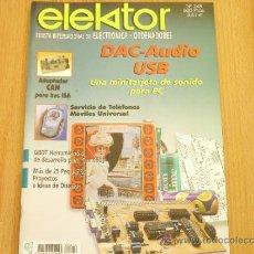 Radios antiguas: REVISTA ELEKTOR Nº248. Lote 37438900