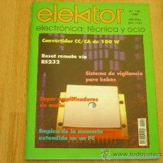 Radios antiguas: REVISTA ELEKTOR Nº155. Lote 37439080