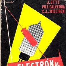 Radios antiguas: DEL ELECTRON AL SUPERHETERODINO - BIBLIOTECA TECNICA PHILIPS - 1968. Lote 89686990