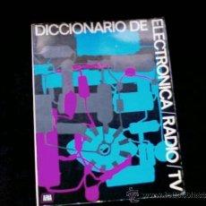 Radios antiguas - DICCIONARIO DE ELECTRONICA/ RADIO/ TV. AFHA - 38721694