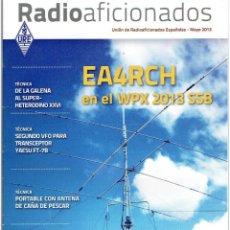 Radios antiguas: REVISA , RADIO AFICIONADOS MAYO DE 2013. Lote 42386489