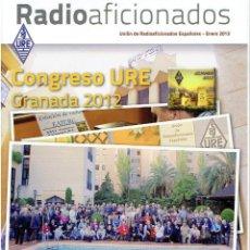 Radios antiguas: REVISA , RADIO AFICIONADOS ENERO DE 2013. Lote 42386775