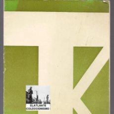 Radios antiguas: TRON KIT 16 - AMPLIFICADOR DE BAJA FRECUENCIA CON CIRCUITO INTEGRADO - SAP - 1973 - EXCELENTE. Lote 42773052