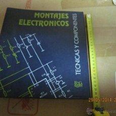 Radios antiguas: MONTAJES ELECTRONICOS . Lote 43628174