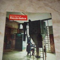 Radios antiguas: ANTIGUA REVISTA ESPAÑOLA DE ELECTRONICA RADIO--TV-COMUNICACIONES MAYO 1969 NUM 174. Lote 44311000