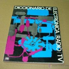 Radios antiguas - Diccionario de electronica radio tv AFHA - 45113107