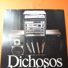 Rádios antigos: PUBLICIDAD 1985 - COLECCION ELECTRONICA - PIONEER. Lote 46561013