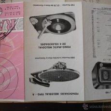 Radios antiguas: RADIO RACE KIT MONTAJES RADIO . Lote 46749558