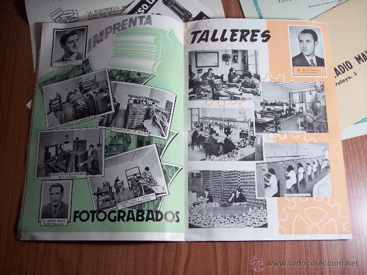 Radios antiguas: AL EXITO POR LA PRACTICA (CATÁLOGO PUBLICIDAD ESCUELA DE RADIO MAYMÓ) AÑOS 50 - Foto 7 - 47163599