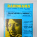 Radios antiguas: REVISTA RADIORAMA N° 156 - TDK7. Lote 46301917