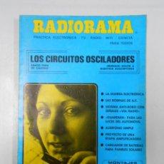 Radios antiguas - Revista radiorama n° 156 - tdk7 - 46301917