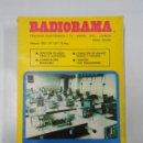 Radios antiguas: REVISTA RADIORAMA N° 159 - TDK7. Lote 46302186