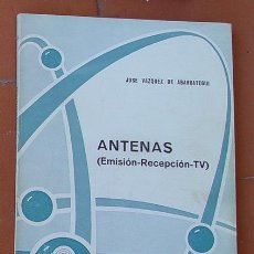 Radios antiguas: ANTENAS EMISION RECEPCION TV.....SANNA. Lote 47650156