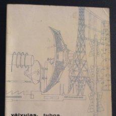 Radios antiguas - pequeño libro guia de valvulas tubos semiconductores y componentes miniwatt de 1966 tv radio - 47851246