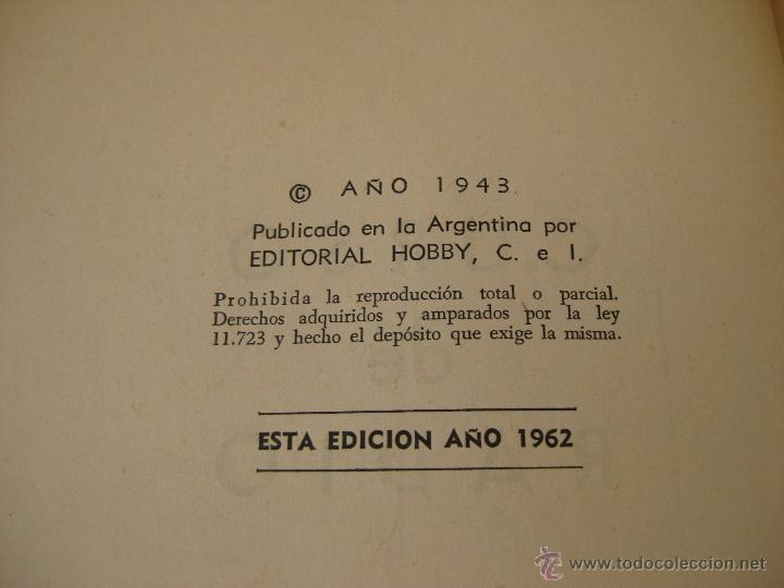 Radios antiguas: EXCEPCIONAL LOTE LIBROS ANTIGUOS RADIOS 48 LECCIONES BOBBY BUENOS AIRES 1943, EDICION 1962 - Foto 2 - 49197376