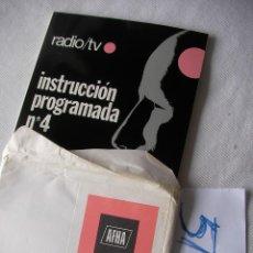 Rádios antigos: LIBRO KIT MONTAJE AFHA - ENVIO GRATIS A ESPAÑA. Lote 49844562
