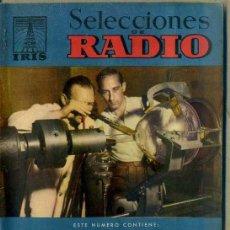 Radios antiguas: SELECCIONES DE RADIO IRIS Nº 31. Lote 179220362