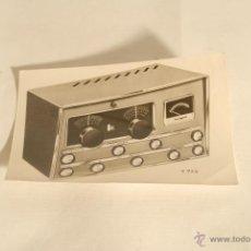 Radios antiguas: FOTOGRAFÍA ANTIGUA PARA CATÁLOGO DE UNA RADIO MARCA KNIGHT.. Lote 50309847