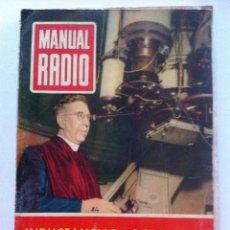 Radios antiguas: MANUAL RADIO (INDUCTANCIAS Y BOBINADOS)N14. Lote 52420651