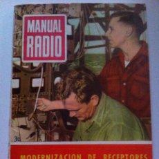 Radios antiguas: MANUAL RADIO (MODERNIZACIÓN DE RECEPTORES)N32. Lote 52420809