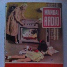 Radios antiguas: MANUAL RADIO (OSCILADORES)N29. Lote 52420830