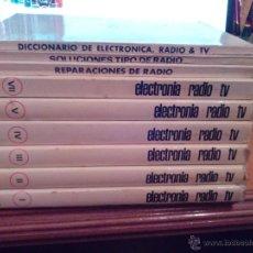 Radios antiguas: LIBROS DE RADIO DEL CURSO DE AFHA. Lote 52895983