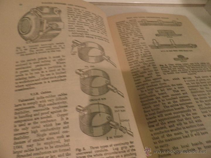 Radios antiguas: PRACTICAL ELECTRICAL WIRING AND CONTRACTING,(CABLEADO ELECTRICO) 1949 - Foto 4 - 52910504