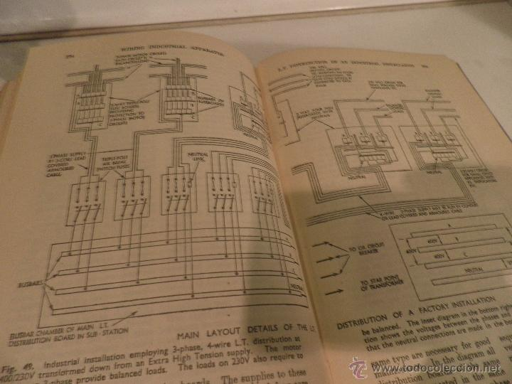 Radios antiguas: PRACTICAL ELECTRICAL WIRING AND CONTRACTING,(CABLEADO ELECTRICO) 1949 - Foto 7 - 52910504