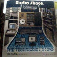 Radios antiguas - Catálogo Radio Shack 1989 - 53540596
