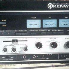 Radios antiguas: CATÁLOGO KENWOOD AÑOS '80(?). Lote 53643266
