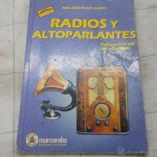 Radios antiguas - Libro Radios y altoparlantes - 54369730