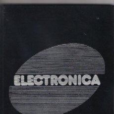 Radios antiguas: LIBRO DE INTRODUCCIÓN A LA ELECTRÓNICA. Lote 211930405