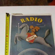 Radios antiguas: BONITO CATÁLOGO VIRRER. Lote 54760526