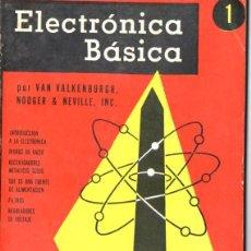 Radios antiguas: ELECTRÓNICA BÁSICA BELL 1 (1970). Lote 54995567