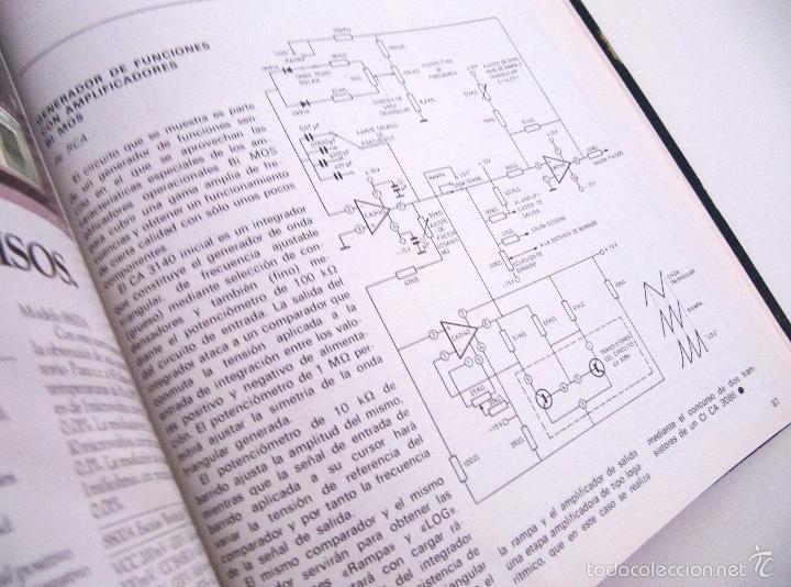 Radios antiguas: TOMO AÑO 1977 1º SEMESTRE DE LA REVISTA MUNDO ELECTRONICO - 6 REVISTAS ENCUADERNADO EXCELENTE - Foto 8 - 55985696