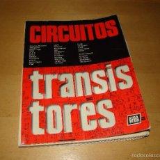 Radios antiguas: CIRCUITOS TRANSISTORES - AFHA . Lote 56866848