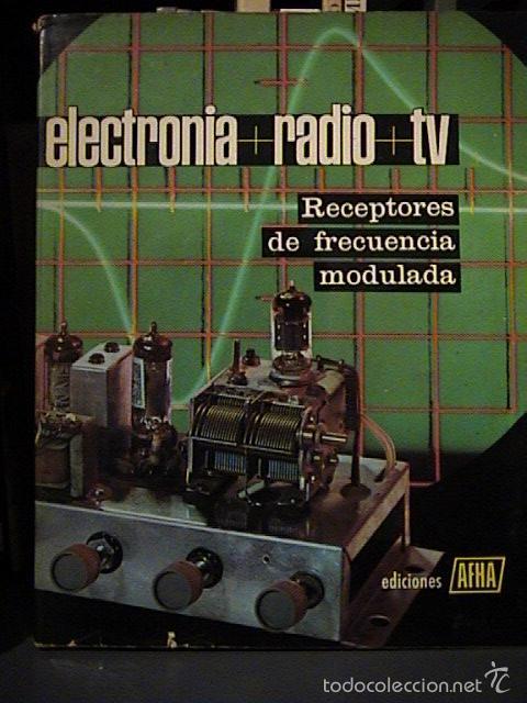 Radios antiguas: curso afha electronia radio tv. Tomos del 1 al 9. - Foto 8 - 57707090