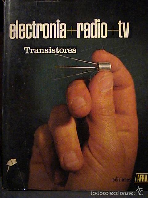 Radios antiguas: curso afha electronia radio tv. Tomos del 1 al 9. - Foto 9 - 57707090