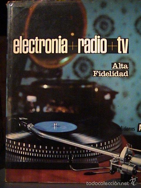 Radios antiguas: curso afha electronia radio tv. Tomos del 1 al 9. - Foto 10 - 57707090
