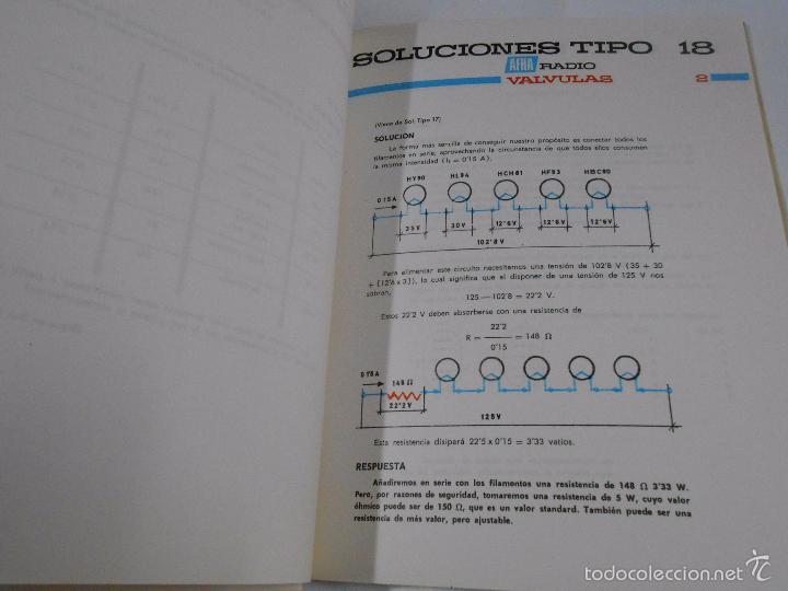 Radios antiguas: DICCIONARIO DE ELECTRONICA - RADIO -TV. AFHA. TDKR19 - Foto 2 - 57988321